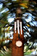 Wind Chimes Photos - Spun Chime by Noah Cole
