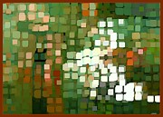 Selection Digital Art - Squares Selection by Rod Saavedra-Ferrere