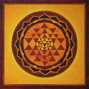 Erik Grind - Sri Yantra - the glow of...