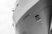 Liner Photos - SS Rotterdam Abstract by Dean Harte