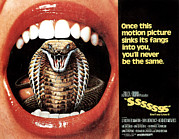 Lobbycard Prints - Sssssss, Lobby Card, 1973 Print by Everett