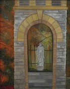 Eureka Paintings - St. Elizabeths by Shiana Canatella