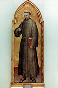 Francis Prints - St. Francis Of Assisi Print by Granger