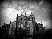 Edinburgh Art - St Giles Cathedral Edinburgh by Ian Kowalski