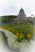 Oratory Photos - St Joseph Oratory by Chandra Ramsurrun