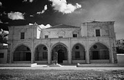 Saint Joseph Photo Prints - St Josephs Convent and catholic church st joseph de l apparition larnaca republic cyprus Print by Joe Fox