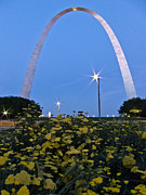 Nancy  de Flon - St Louis Arch with...