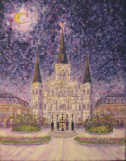 Catherine Wilson - St. Louis Cathedral...