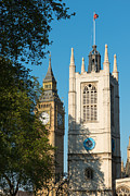 St Margaret Photo Prints - St Margarets Church Westminster  Print by Andrew  Michael