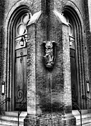 D.w Prints - St. Marks Episcopal Church Print by Steven Ainsworth