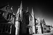 St Marys Roman Catholic Church Inverness Highland Scotland Uk Print by Joe Fox
