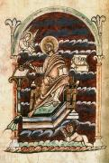 Desk Posters - ST. MATTHEW, 10th CENTURY Poster by Granger