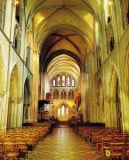 Faiths Art - St. Patricks Cathedral, Dublin, Ireland by The Irish Image Collection
