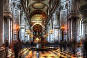 Svetlana Sewell - St Paul Cathedral Interior