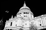 Pauls Framed Prints - st pauls cathedral London England UK United kingdom Framed Print by Joe Fox