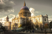 Wren Art - St Pauls Cathedral by Rob Hawkins