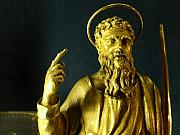 Religious Artifacts - St Peter by Edan Chapman