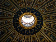 Church Prints - St Peters Glory Print by Roberto Alamino