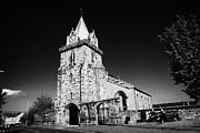 Burgh Posters - St Peters Kirk Inverkeithing Scotland Uk United Kingdom Poster by Joe Fox