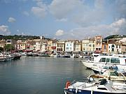 Paysage D Framed Prints - St Tropez Framed Print by Laurent Sylla