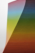 Colored Paper Prints - Stack Of  Colorful Paper Print by Yagi Studio