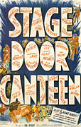 Musical Film Posters - Stage Door Canteen Poster by Nomad Art and  Design