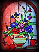 Anke Wheeler - Stained Glass