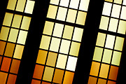 Kevin Barske Prints - Stained Glass Print by Kevin Barske