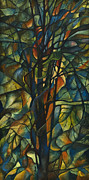 Francine Stuart - Stained Glass Tree