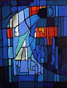 Alberto D-Assumpcao - Stained-glass window