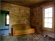 Outhouses Photos - Stained History  by Tammy Cantrell