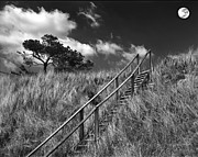 Stairway To Heaven Prints - Stairway To Heaven Print by James Rasmusson