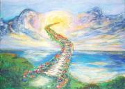 Spiritual  - Stairway To Heaven by Mary Sedici