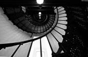 Spiral Staircase Prints - Stairway to the stars Print by Melody and Michael Watson