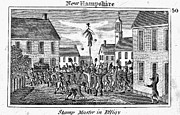 American City Prints - Stamp Act: Protest, 1765 Print by Granger