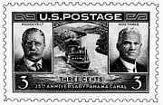 Artefact Photos - Stamp: Panama Canal by Granger