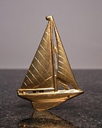 Boat Jewelry - Stampings 21 by Dwight Goss