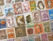 Stamps Digital Art - Stamps of the World by Phil Powers