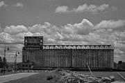 Skylines Photo Originals - Standard Elevator 5059 by Guy Whiteley