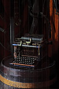 Remington Metal Prints - Standard Typewriter Metal Print by Viktor Savchenko