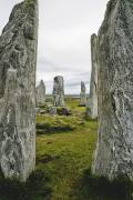 Outer Hebrides Framed Prints - Standing Stones Framed Print by Axiom Photographic