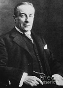 1st First World War Prints - Stanley Baldwin, English Politician Print by Photo Researchers