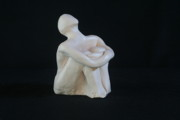 Star Sculpture Originals - Star Gazer by Rhea Giroux