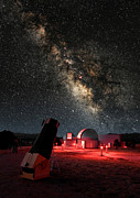 Star Gazing Photos - Star Gazers Heaven by Larry Landolfi