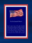 Star Spangled Banner Digital Art - Star Spangled Banner by Kenneth Hein