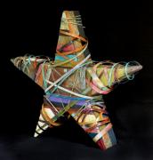 Star Sculpture Originals - Star by Sue Cretarolo