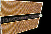 Starboard Solar Array Wing Panel Print by Stocktrek Images