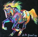 Louise Green - Starburst Pony