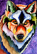 Stare Down Print by Sherry Shipley