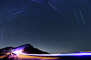 Light Trail Prints - Starry Print by Angus Chen